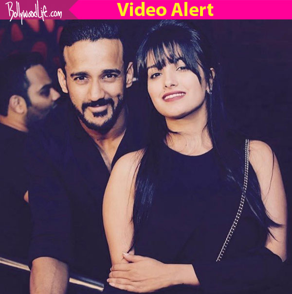 Anita Hassanandani's husband Rohit Reddy ACCIDENTALLY reveals the Valentine's Day surprise planned for her – watch video