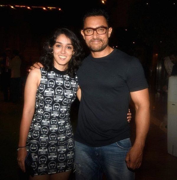 Aamir Khan's daughter Ira NOT keen to make an acting debut ...