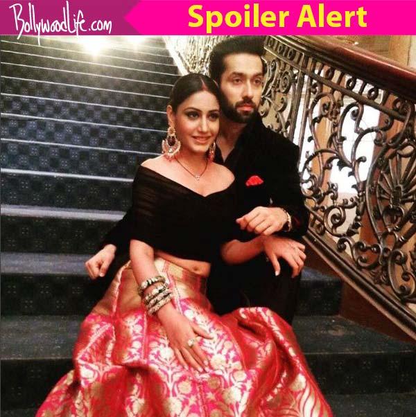 news gossip ishqbaaz shivaay gets naughty with make anika jealous