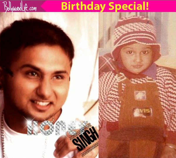 6 Pictures Of Yo Honey Singh That Prove He Was Born To Be A Star