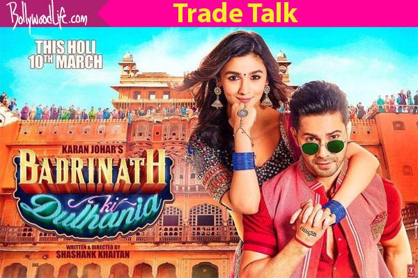 Varun Dhawan And Alia Bhatt's Badrinath Ki Dulhania To