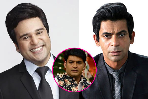Image result for Sunil Grover is back with a new show; replacing Krushna Abhishek's The Drama Company