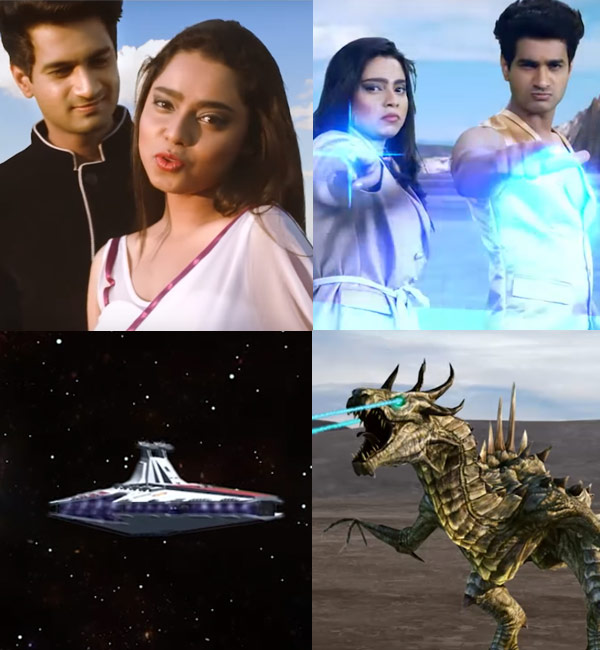 Forget Baahubali 2, this trailer of India's first VFX space movie has driven me insane. Literally.