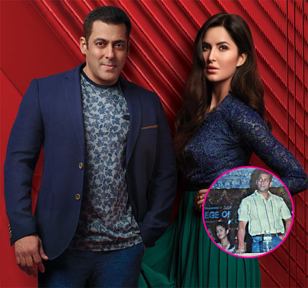 These unseen pictures of Salman Khan and Katrina Kaif speak volumes of their equation in 2005
