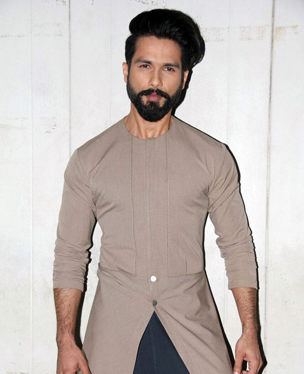 Shahid Kapoor Hair Style 2017 Hair Is Our Crown