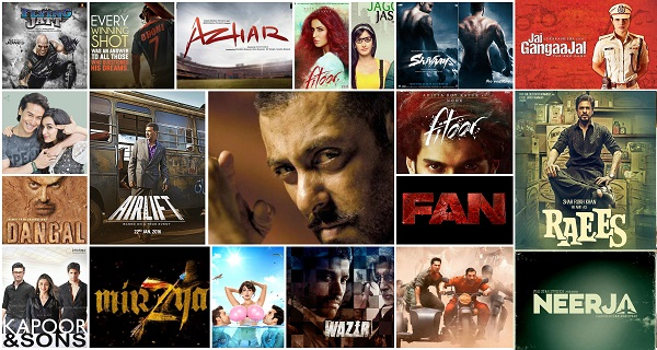 Indian cinema added 1 9 billion to record breaking global box office revenue in 2016 - Indian movies box office records ...