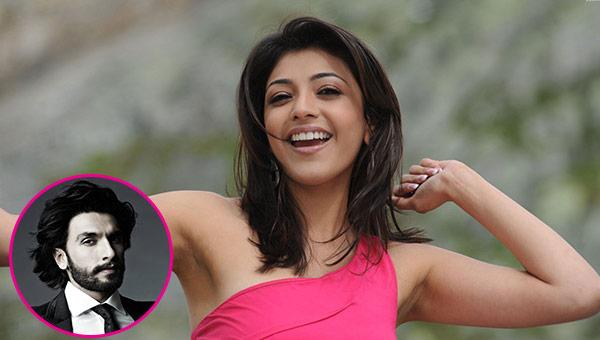 EXCITING NEWS: Kajal Aggarwal might star in Ranveer Singh