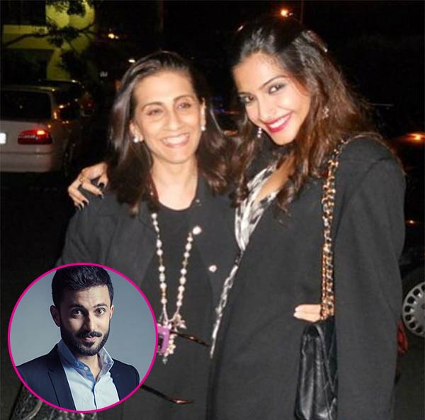 Sonam Kapoor's Mother Approves Of Anand Ahuja; Wants Him