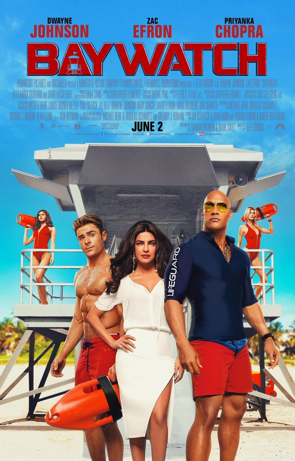 Image result for baywatch poster