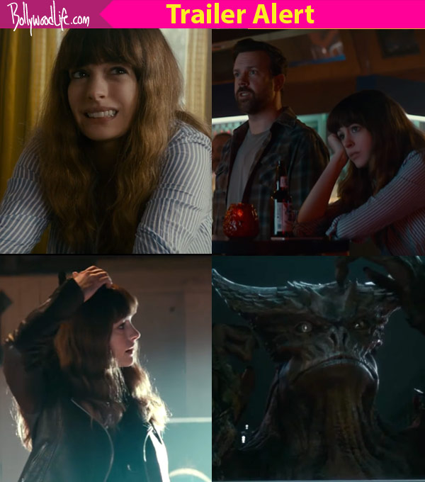 Anne Hathaway Movies: Colossal Movie Trailer: Anne Hathaway's Connect To A