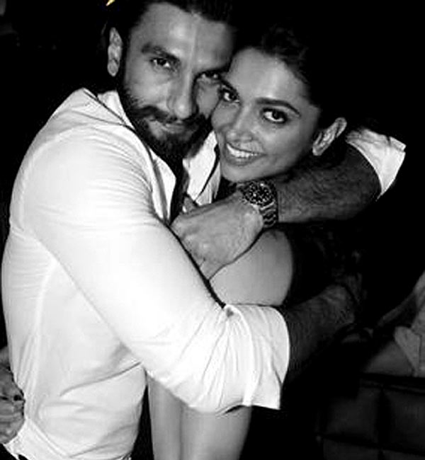 Ranveer and Deepika say no to mobile phones at their Italian wedding?