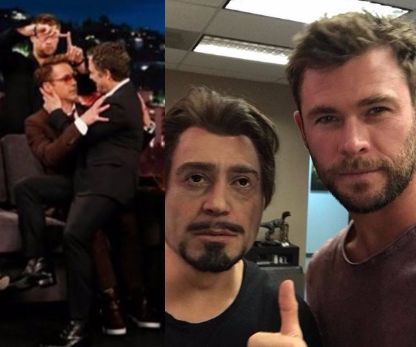 Robert Downey Jr Turns 52 And Gets The WACKIEST Birthday Wishes From Co Stars Chris