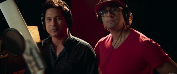 Sachins Cricket Wali Beat Song Sachin Tendulkars Singing Debut Alongside Sonu Nigam Is Mad