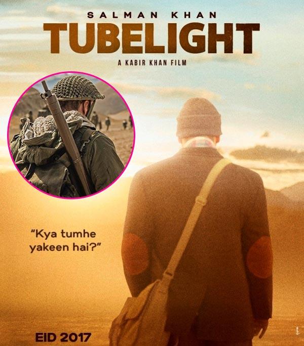 Image result for Salman Khan's Tubelight Film Posters