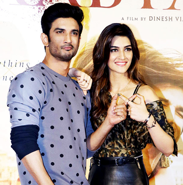 5 moments from the Raabta trailer launch that prove that ...