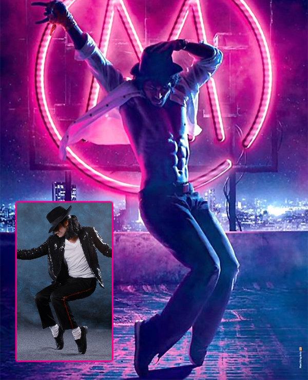 Tiger Shroff rocks for Munna Michael from Michael Jackson