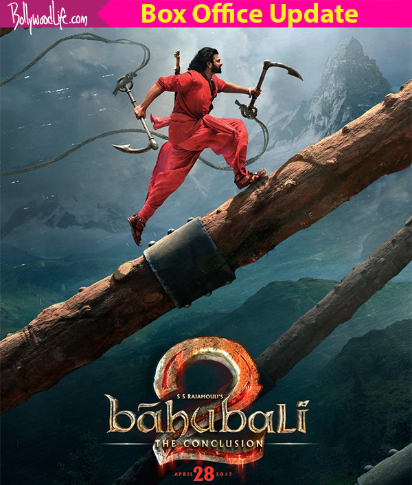 Baahubali 2 Box Office Collection Day 5: Prabhas And Rana