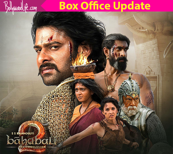 Baahubali 2 box office collection day 6 prabhas and rana daggubati 39 s film enters the list of - Indian movies box office records ...
