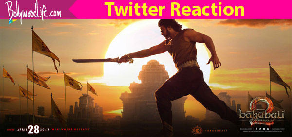 Prabhas Baahubali The Conclusion Movie Wallpapers Ultra: Bahubali 2 Tweet Review: Prabhas' Film Is Getting Rave