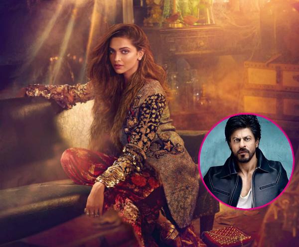 Deepika Padukone REJECTS Shah Rukh Khan's film because of ...