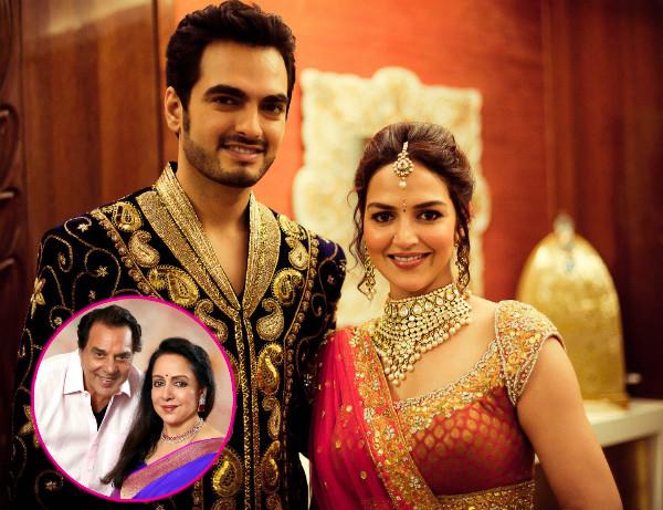 Esha Deol is pregnant; Hema Malini and Dharmendra are ...