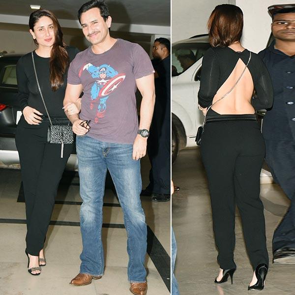 Kareena Kapoor Khan Is Beaming With Post Pregnancy Glow