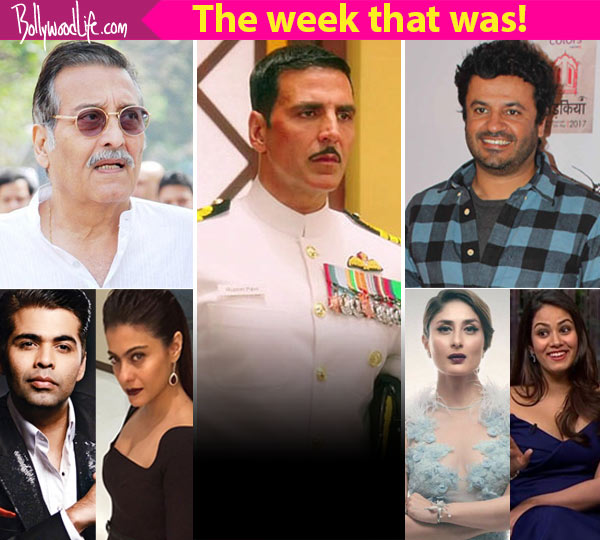 Top 5 Viral News Of The Week: Akshay Kumar Winning National Award, Kareena Kapoor Khan