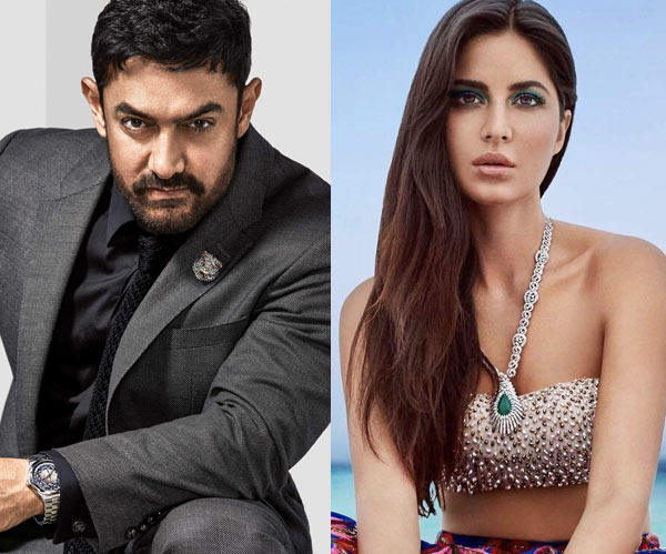 Aamir Khan & Katrina Kaif Dance From Thugs Of Hindostan Leaked ! Watch Video !