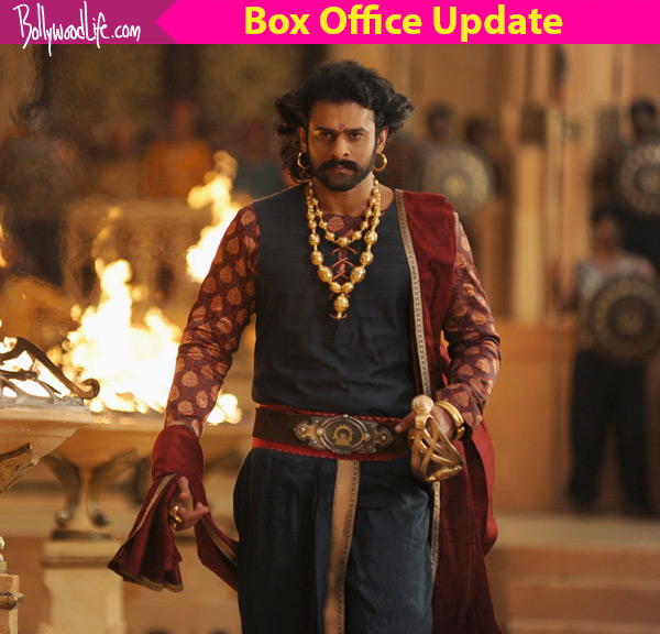 Bahubali 2 box office prabhas 39 film has the highest earning 2nd friday for a hindi film ever - Box office collection hindi ...