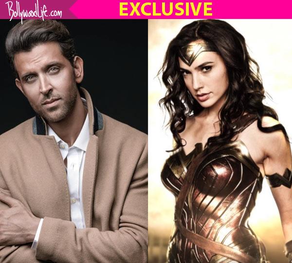Hrithik Roshan wants Wonder Woman in Krrish 4?