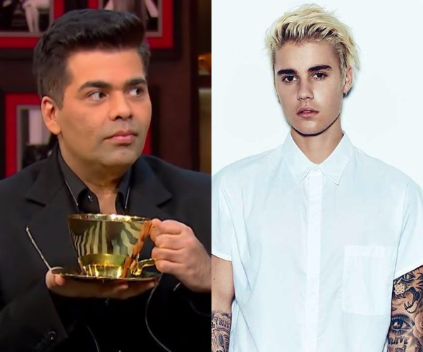 WHAT? Justin Bieber to make his debut on Karan Johar's Koffee With Karan?