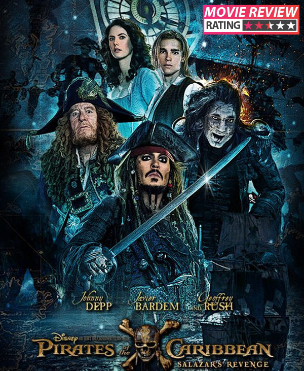 Pirates Of The Caribbean 5 movie review: Johnny Depp's return as 'irrelevant' Jack