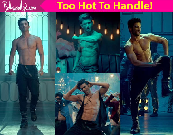 sushant singh rajputs insane abs are a major distraction