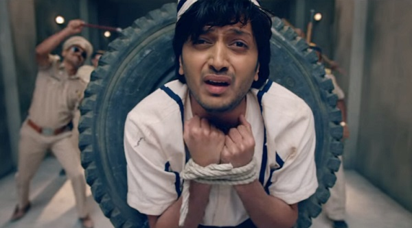 43 takes to pay an ode to bum? Bank Chor song Tashreef featuring Riteish is certainly one of a kind
