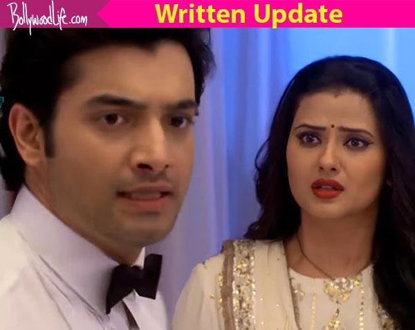 Kasam Tere Pyaar Ki 24 may, 2017 Written Update of Full Episode:  Rishi says yes to roka