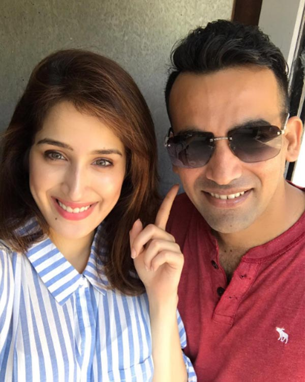 Sagarika Ghatge and Zaheer Khan tied the knot
