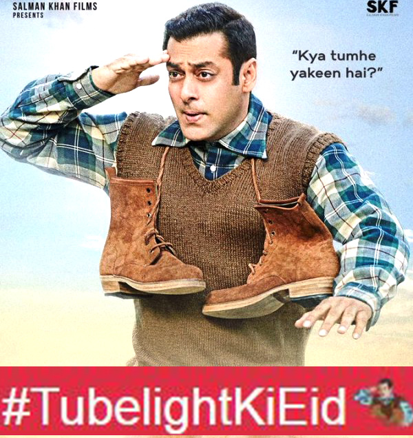 Salman Khan's Tubelight becomes the first Bollywood film to get a character emoji – view pic