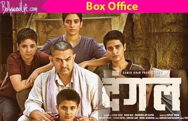 Dangal box office collection aamir khan 39 s wrestling drama - Box office collection of indian movies ...
