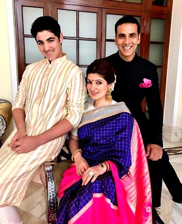 Twinkle Khanna Kids Akshay Kumar to...