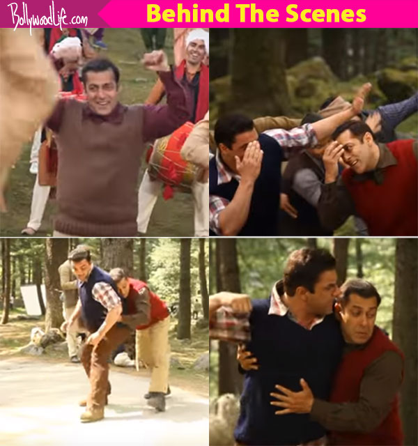 Behind the Shoot: Making of Naach Meri Jaan from Tubelight