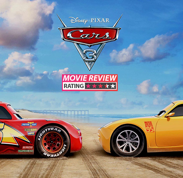 cars 3 movie review third times the charm for lightning