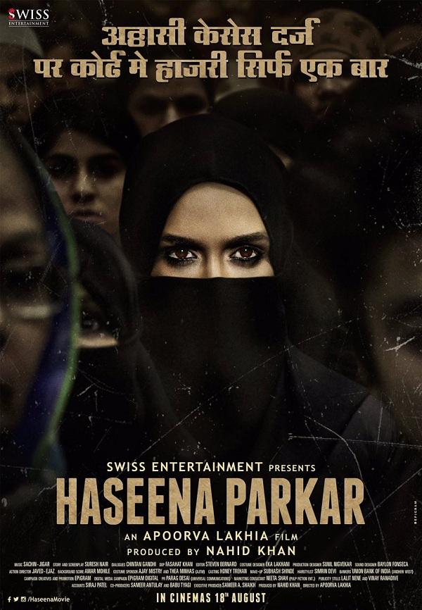 Haseena Parkar (2017) Bollywood Hindi 720p DVDRip x264 Movies MKV