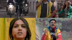 Toilet – Ek Prem Katha song Hans Mat Pagli: Lover boy Akshay Kumar is madly smitten by Bhumi Pednekar in this melodious track – watch video