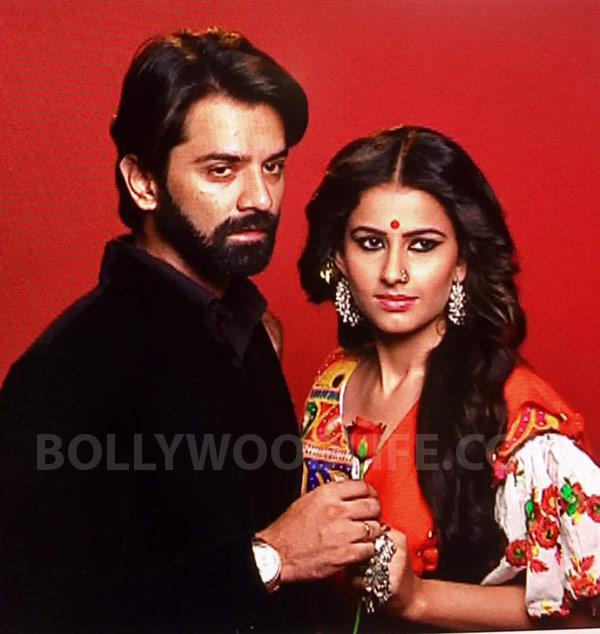 Barun Sobti on working with Shivani Tomar in Iss Pyaar Ko.