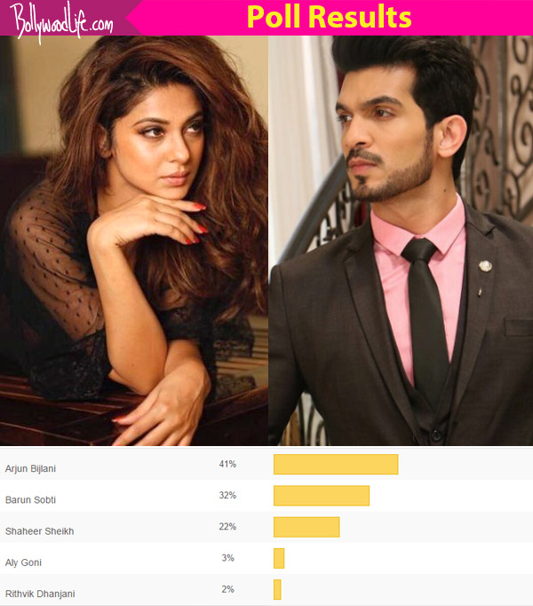 Jennifer Winget should team up with Arjun Bijlani for her next, feel fans!