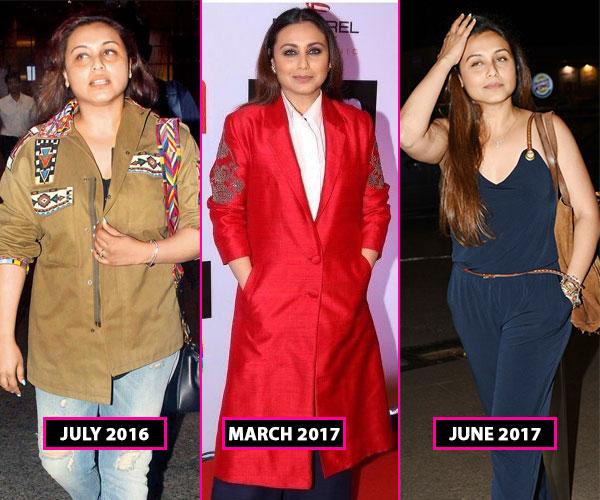 2017 Latest News: [Latest Pics] Rani Mukerji's Stunning Transformation Will