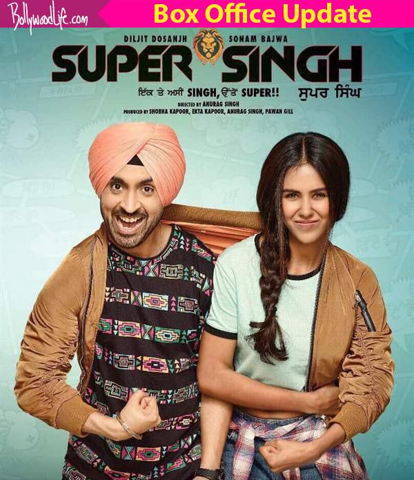 Super Singh (2017) Punjabi