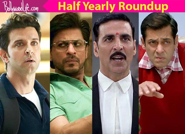 bollywoodlife.com - Sreeju Sudhakaran - Shah Rukh Khan, Salman Khan, Hrithik Roshan or Akshay Kumar - who was the best performer (male) in the first half of 2017?