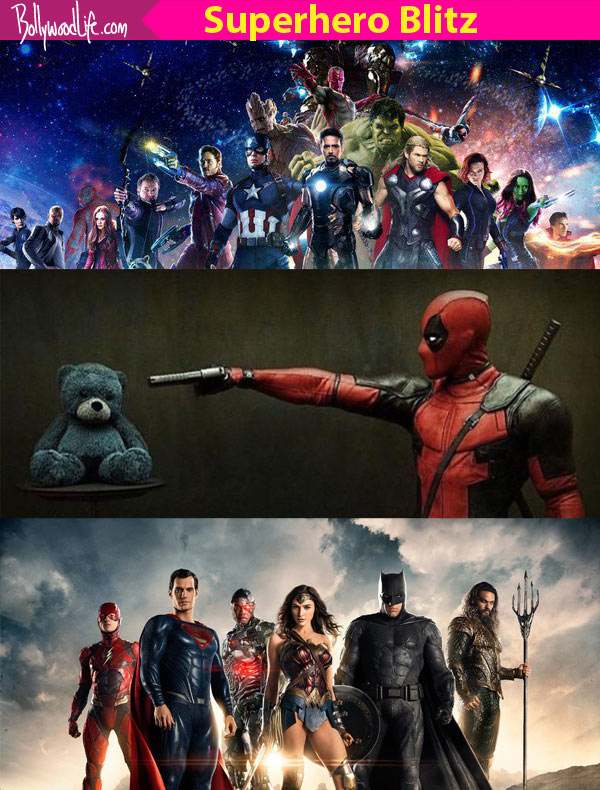 Golden Trailer Awards Nominees Include 'Avengers: Infinity ...  Infinity War Dead Pool