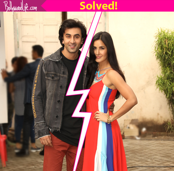 Fans won't see Katrina and Ranbir working together again